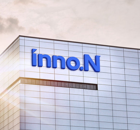 change the corporation name to InnoN.