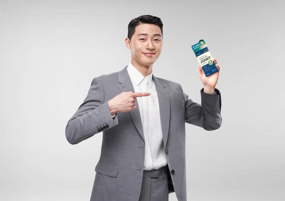 Park Seo Joon - đại sứ thương hiệu Condition Joint.