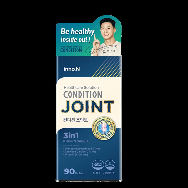 Thực phẩm hỗ trợ xương khớp Condition Joint