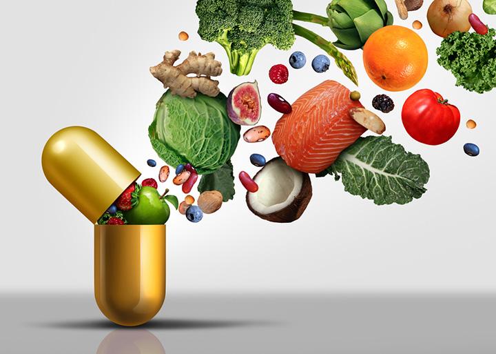 Thực phẩm chức năng cho gan