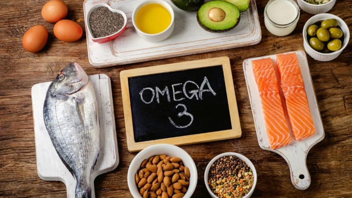Thực phẩm chứa axit béo Omega-3